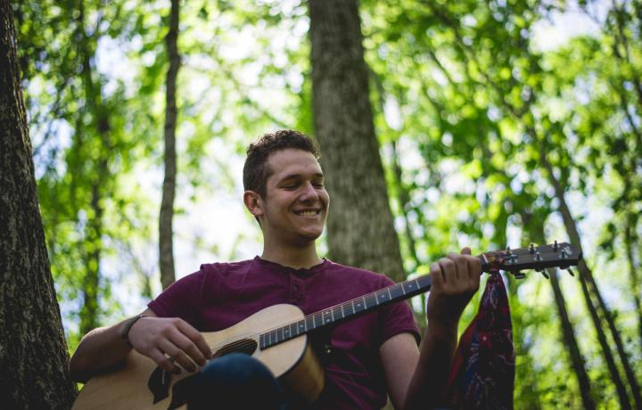 Musician to watch: Carter Harrell