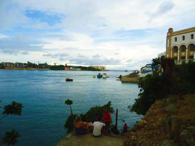 Mombasa.