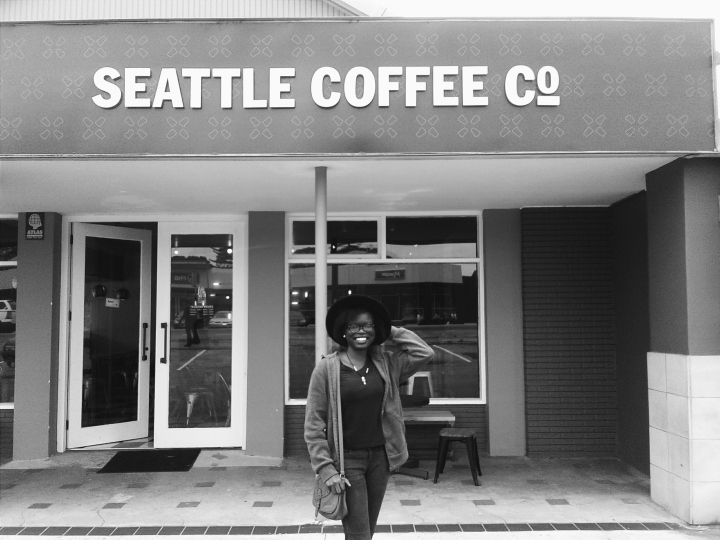 Seattle Coffee.