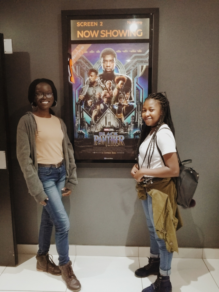 Let's Talk About Black Panther.