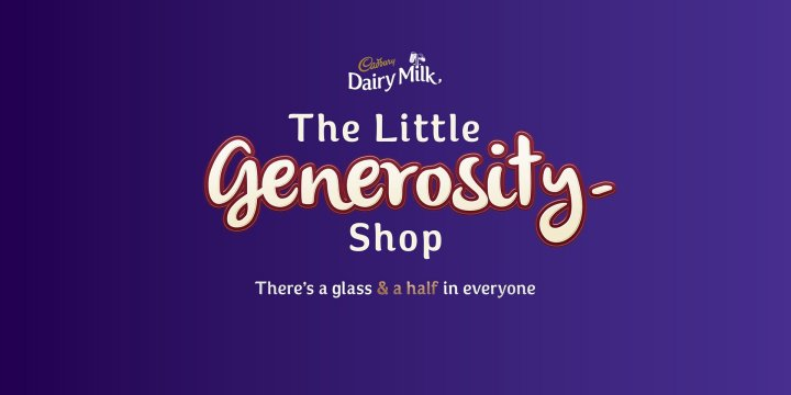 A Sweet Surprise: The Little Generosity Shop.
